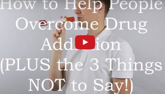 How can we help people overcome drug addiction?