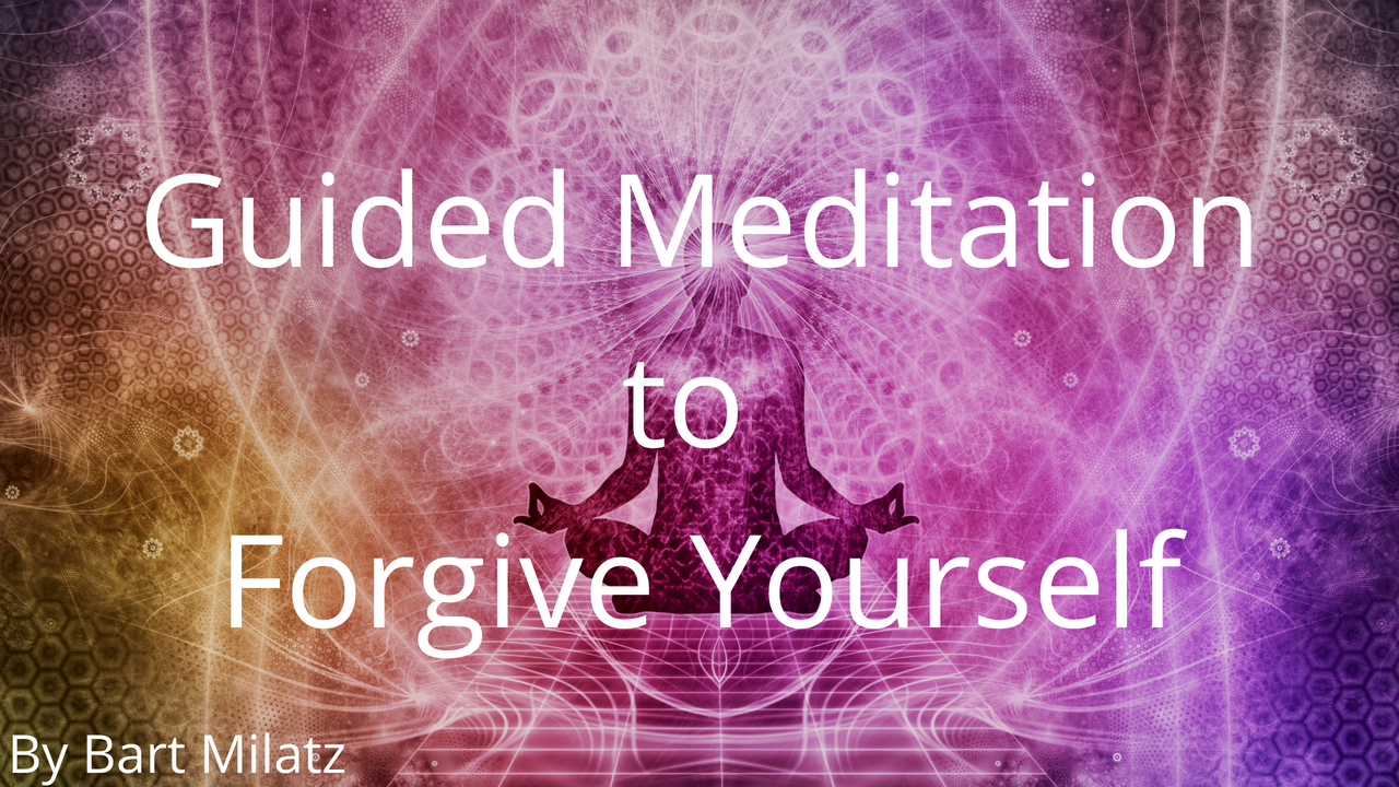 Guided Meditation: A Guided Healing Meditation to Forgive Yourself